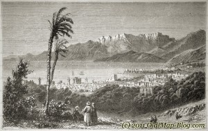 Beyrut_Lebanon - 19th_century_engraving