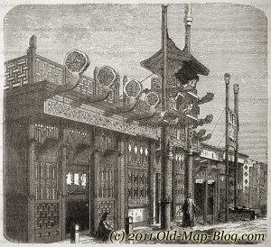 House_in_Bejing - 19th_century_engraving