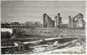 Samarkand - 19th_century_engraving
