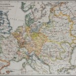 Central Europe – 18th Century – Old map – 19th Century